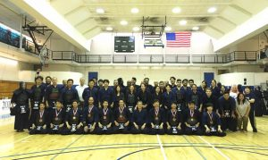 kendo-40th-torunament-group